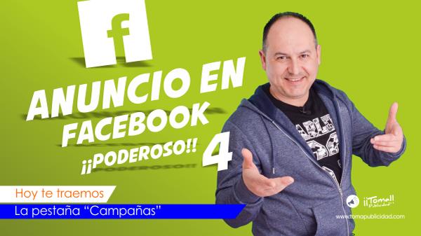 Cómo crear un anuncio en Facebook ¡¡PODEROSO!! Cuarta parte.